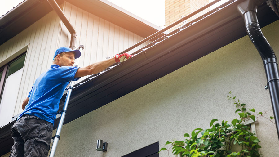 Roofing Services & Gutter Installation
